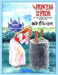 Princess and the Frog Prenses ve Kurbağa http://www.willeisner.com/library/princess-and-the-frog.html