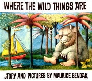 Where the Wild Things Are / Vahşi Şeyler Ülkesinde