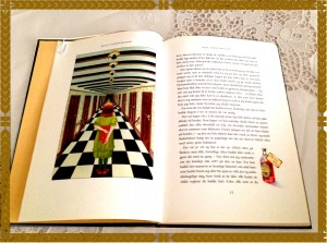 Alice I Eventyrland -Lewis Carroll. Illustrated by Anthony Brown -Bokklubbens Barn