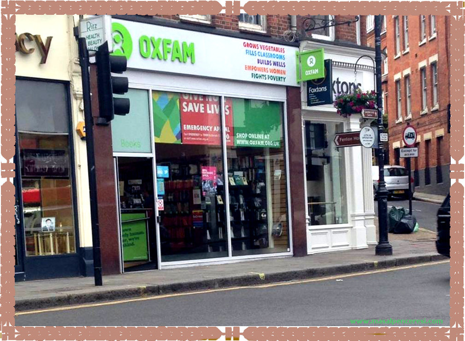 Oxfam-Hampstead