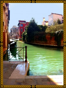 Green Waters of Venezia