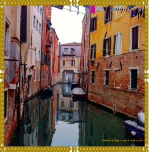Venedik'te Renkler-Colours of Venice-
